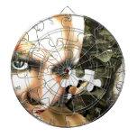 Fairy Profile jigsaw Dart Boards