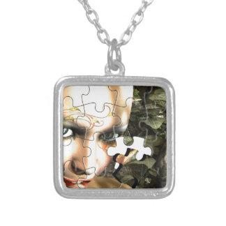 Fairy Profile jigsaw Custom Jewelry