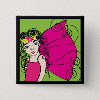 Fairy Queen Button