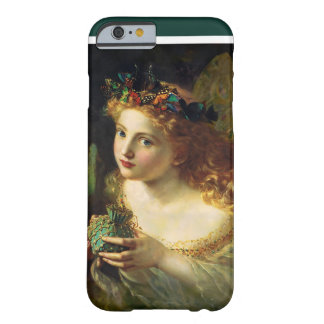 Fairy Queen by Sophie Anderson; Girl and Butterfly Barely There iPhone 6 Case