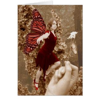 Fairy Queen. Card