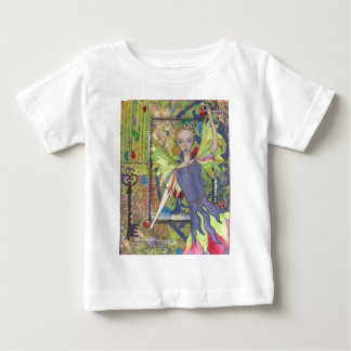 Fairy Queen, Dancing 001.jpg Baby T-Shirt