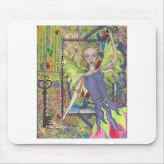 Fairy Queen, Dancing 001.jpg Mouse Pads