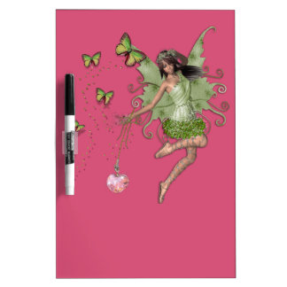 Fairy queen gift dry erase whiteboards