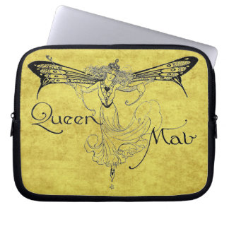 Fairy Queen Mab Laptop Sleeve