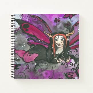Fairy Queen Mabb Notebook