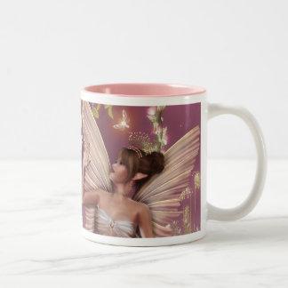 Fairy Queen Two-Tone Coffee Mug