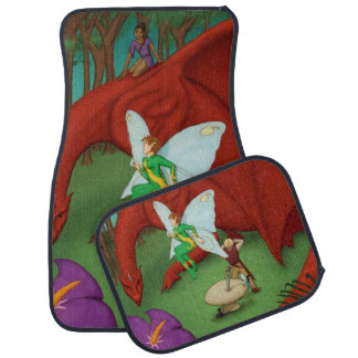 Fairy Quest Car Floor Mat