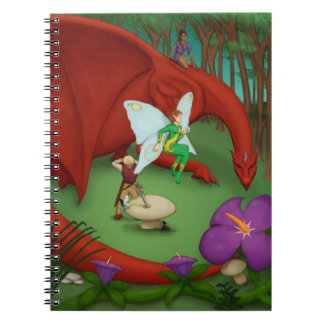 Fairy Quest Note Book