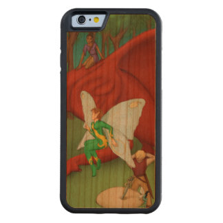 Fairy Quest Carved® Cherry iPhone 6 Bumper