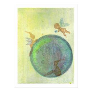fairy realm postcards