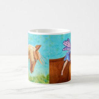 Fairy Rider, Horse Coffee Mug