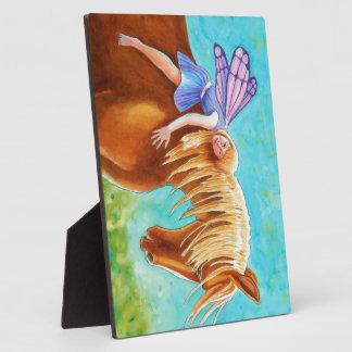 Fairy Rider, Horse Plaque