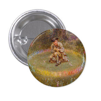 Fairy Ring Button
