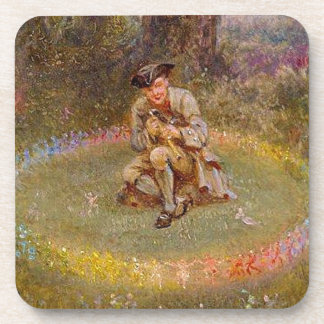 Fairy Ring Drink Coaster