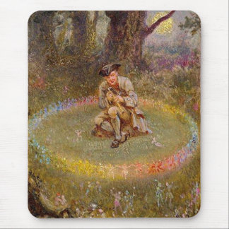 Fairy Ring Mouse Pad