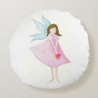 Fairy Round Pillow