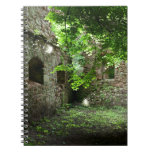 Fairy Ruins Spiral Notebooks