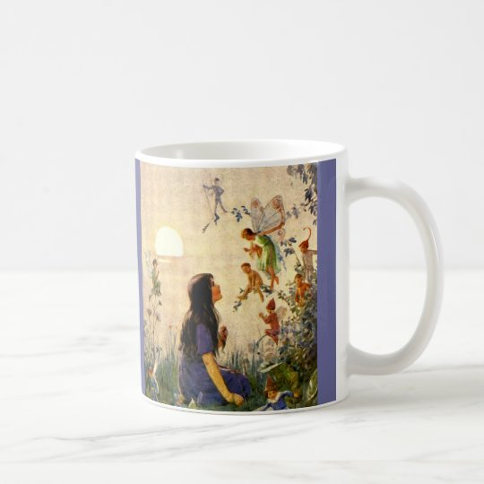 Fairy Secrets & Yeats Quote Mug