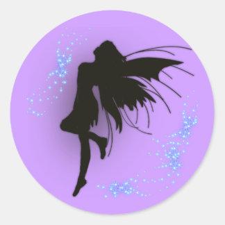 Fairy Shadow Sticker
