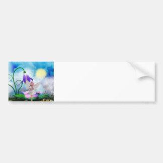 Fairy Shower  Bumper Sticker