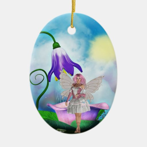 Fairy Shower Ornament