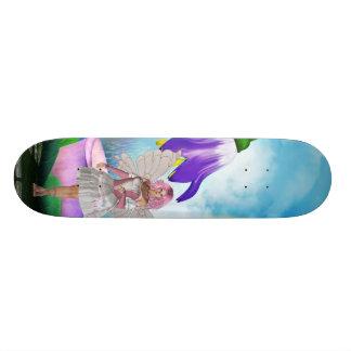 Fairy Shower Skateboard