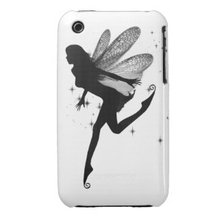 Fairy Silhouette Iphone 3g Case/Cover iPhone 3 Case