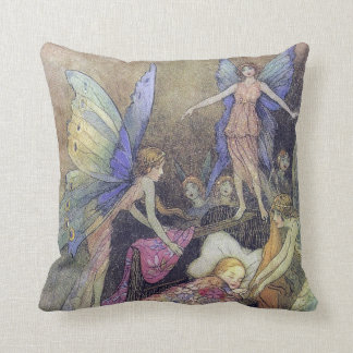 Fairy Singing Baby to Sleep American MoJo Pillow