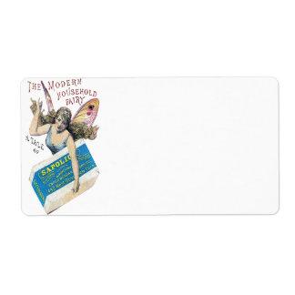 Fairy Soap Avery Label