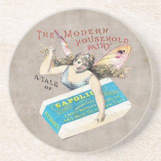 Fairy Soap Coaster