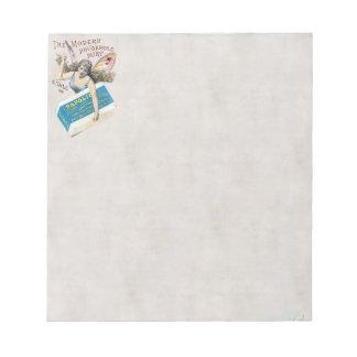 Fairy Soap Notepad