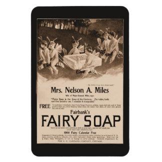 Fairy Soap Vinyl Magnet