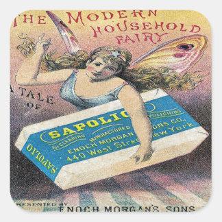 Fairy Soap Sticker