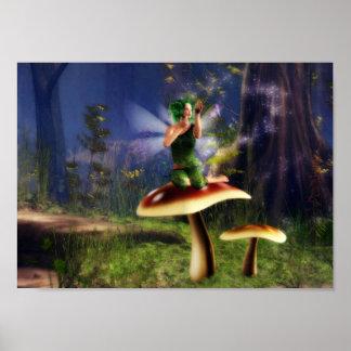 Fairy sparkles Poster