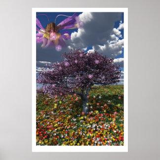 Fairy Spring Print