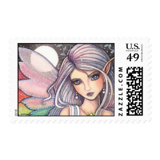 Fairy Stamps by Molly Harrison