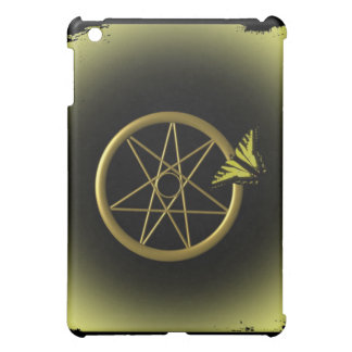 Fairy Star in Gold Case For The iPad Mini