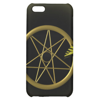 Fairy Star in Gold iPhone 5C Cover