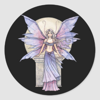 Fairy Stickers by Molly Harrison