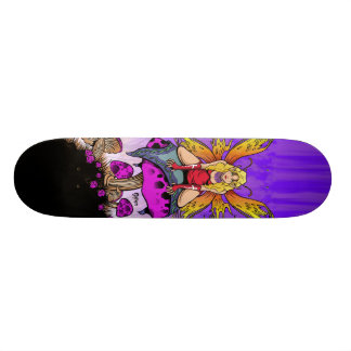 Fairy Tail Custom Skateboard