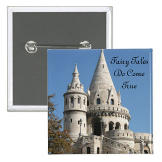 Fairy Tale Badge Pinback Buttons