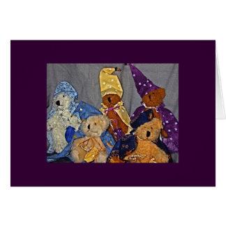 Fairy Tale Bears Card