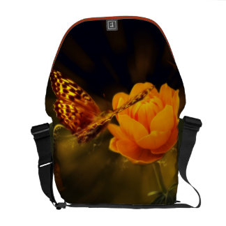 Fairy Tale Butterfly Courier Bag