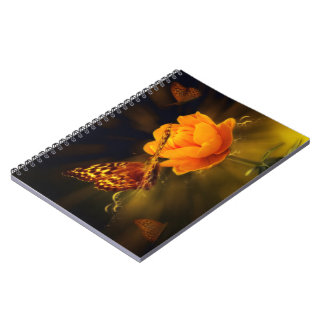 Fairy Tale Butterfly Note Book