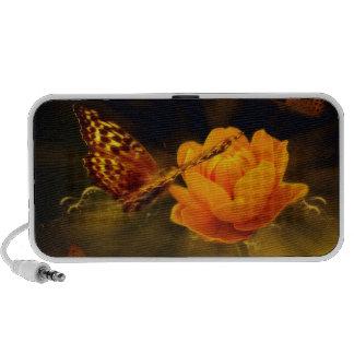 Fairy Tale Butterfly Portable Speakers