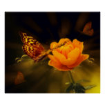 Fairy Tale Butterfly Print