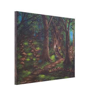 Fairy Tale Canvas Print 2