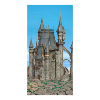 Fairy Tale Castle Card