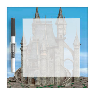 Fairy Tale Castle Dry Erase Board